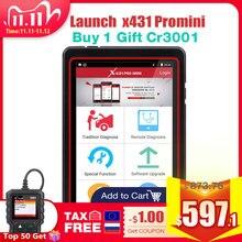 LAUNCH X431 Pro автомобильный мини сканер, полная система диагностики, автомобильный Wifi Bluetooth OBD2 2 года бесплатного обновления PK Diagun IV