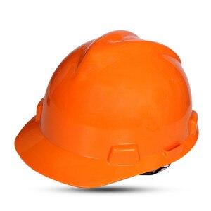 Image 2 - ABS Стандартный Безопасность Кепки защитных шлемов для строительных площадок
