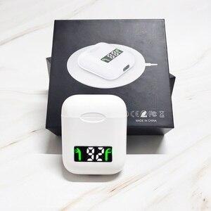 I99 tws беспроводные наушники Bluetooth 5,0 TWS беспроводные Bluetooth наушники дисплей питания 6D Super Bass гарнитура с микрофоном