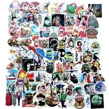 100 Хаяо Миядзаки Серия Граффити Милый Мультфильм Наклейки Мобильный Телефон Компьютер Вода Чашка Багаж Водонепроницаемый Наклейки
