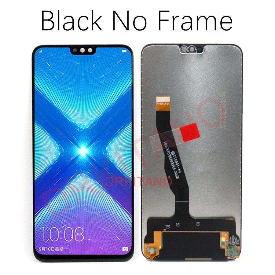 Image 2 - Screen For Huawei Honor 8X LCD Display Touch Screen With Frame Honor View 10 Lite Display JSN L21 L22 L23 L42 LX1 Honor 8X LCD-in Mobile Phone LCD Screens from Cellphones & Telecommunications