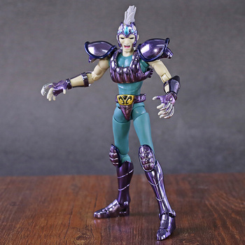 Saint Seiya EX Hydra Ichi Metal & PVC Action Figure Collectible Model Toy