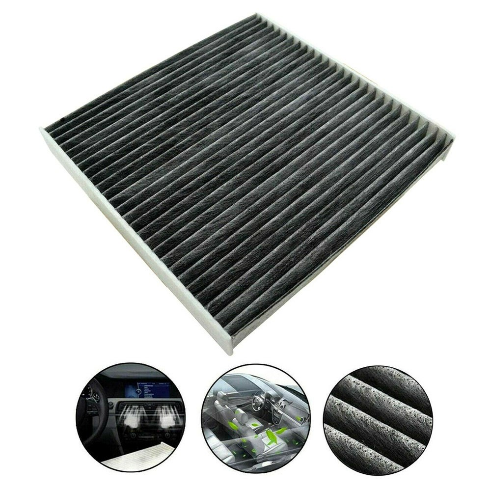 Cabin  A//C air filter for 2012  Acura MDX   80292-SDA-407   C35519