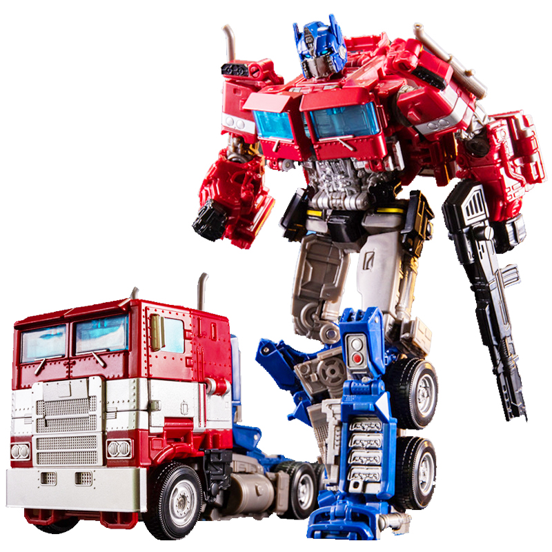 Transformation Toys Robot Car Super Hero Action Figures Model Plastic Kids Toys Gifts Boys Juguetes SS38 Toys For Children