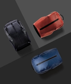 Xiaomi 90FUN All Weather Functional average size of Backpack Mochila Water Resistant fashionable Women Men backpack