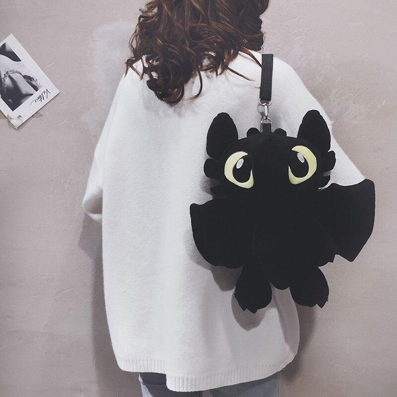 Harajuku Kawaii Night Fury Bag 1