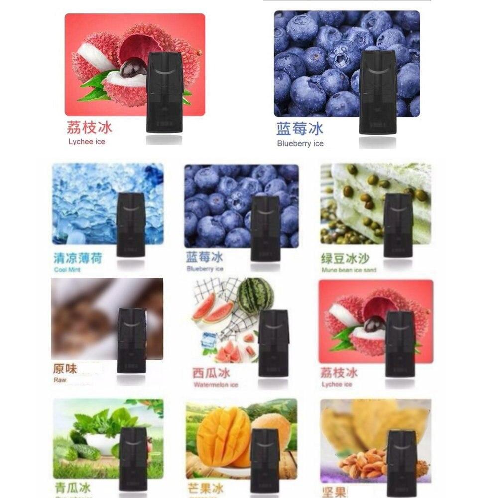 3PCS,2PCS,1PC  Ceramic Coil Refillable Replacement Cartridge For Relx Empty Pod Vape Atomizer 2ml 1.2ohm ECigarette Accessories