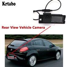 Krtabo для FIAT Bravo 2007 2008 2009 2010 2011 2012 2013 высокое качество Резервное копирование парковки задним ходом Камера Hd CCD