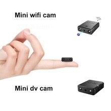 Mini câmera wi fi hd 1080p câmera de segurança em casa filmadora visão noturna micro detecção movimento gravador voz vídeo
