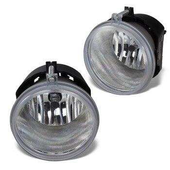 Case for Chrysler 300C(5.7L) 2005-2009 fog light halogen fog lamp assambly car key
