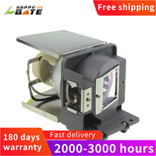 Happybate  SP LAMP 070 Replacement Projector Lamp with housing for IN124 IN126 IN126ST IN2124 IN2126