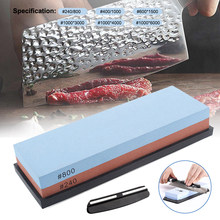 Afiar pedra de amolar afiador de faca profissional afiador de cuchillo afiador de faca