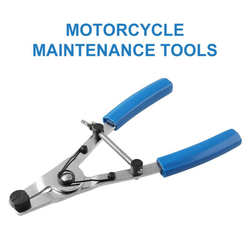 Universal Brake Piston Removal Pliers Tool Self-locking Mechanism Motorbike Motorcycle Repair Tool Motorcycle Accessories