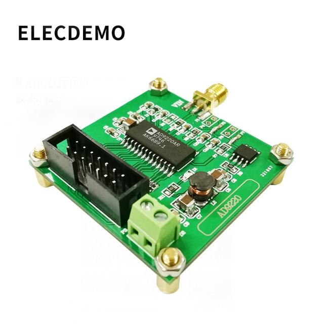 Module dacquisition de données AD9220, convertisseur numérique analogique à grande vitesse, 12 bits, module ADC, fréquence déchantillonnage 10msp