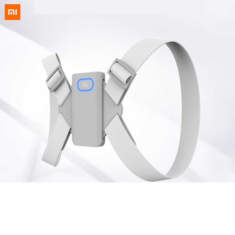 New Xiaomi Mijia Youpin Hi+ Intelligent Posture Belt Smart Reminder Correct Posture Wear Breathable