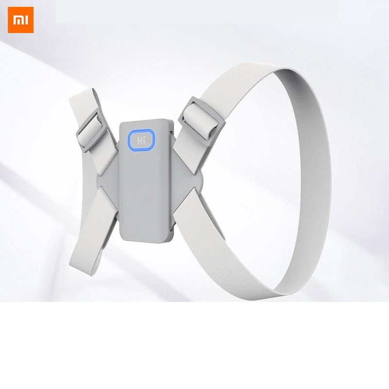 New Xiaomi Mijia Youpin Hi+ Intelligent Posture Belt Smart Reminder Correct Posture Wear Breathable