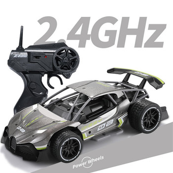 1:16 RC Drift Racing Car 2.4G 2WD Metal High Speed Remote Control 600mAh toys for kids children boys girls gift #C 1
