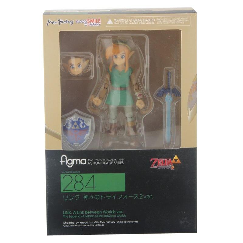 IN STOCK Max Factory figma The Legend of Zelda A Link Between Worlds Ver Figure