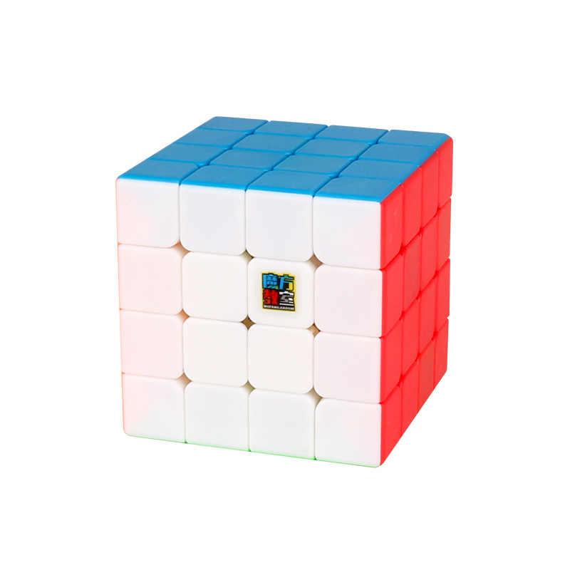 مكعب لغز ميلونج 4x4x4 من Moyu مكعب سحري 4x4 مكعبات ميلونج 4x4x4 سبيد مويو 4x4x4 مكعب سحري كوبو 4x4x4