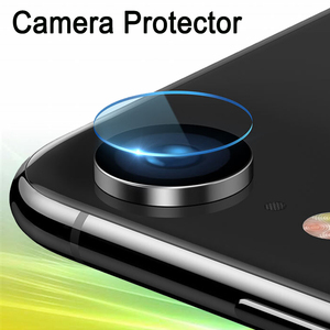 Image 3 - 3 in 1 Camera + Back + Screen Tempered Glass For iPhone SE 2 2020 Screen Protector Glass On iPhone SE 2020 protective Glass