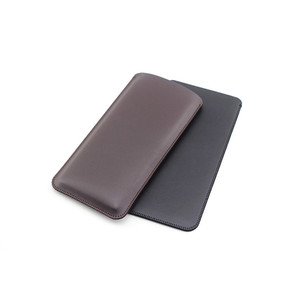 Image 2 - Phone Pouch Ultra Thin Protective Case Microfiber Leather Bag for Samsung Galaxy Fold Phone Accessories