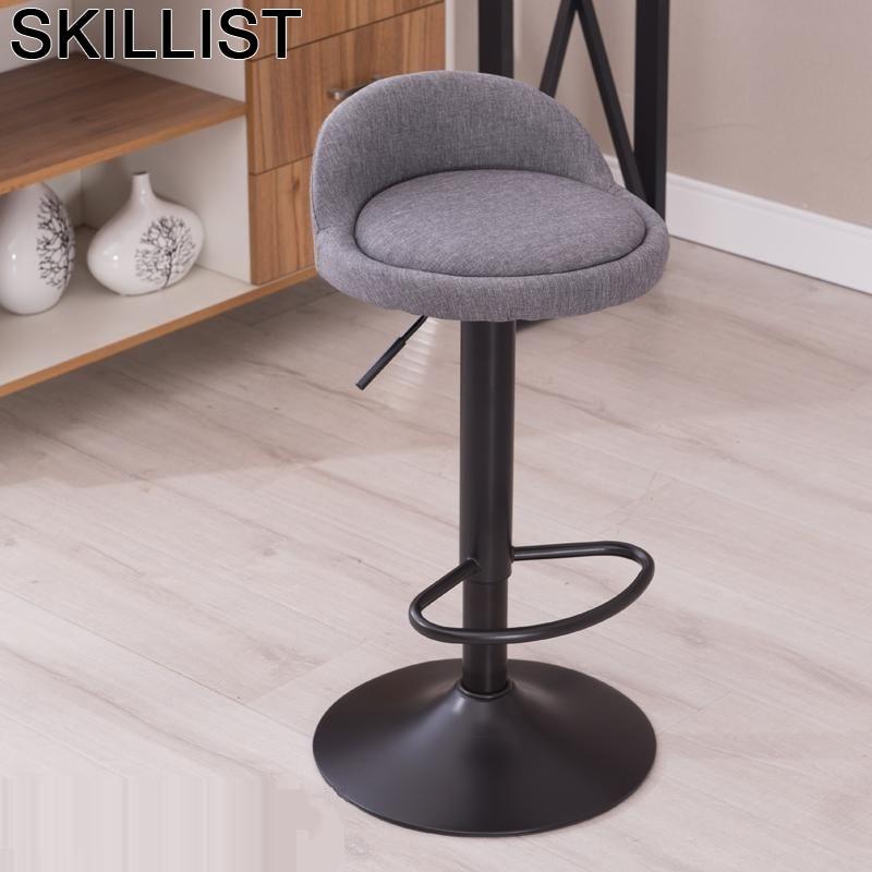 Sgabello Barstool Sandalyesi Hokery Stoelen La Barra Cadir Taburete Sedie Tabouret De Moderne Stool Modern Cadeira Bar Chair