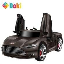 New Large Four-wheeled Children's Electric Car with Bluetooth Remote Control Music Swing Toy Car Electric Car for Kids Ride On