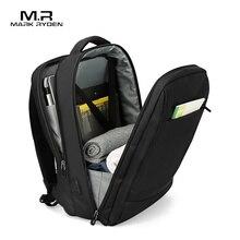 Мужской рюкзак Антивор Mark Ryden, многослойная дорожная сумка для ноутбука 15,6 дюйма, с USB портом,