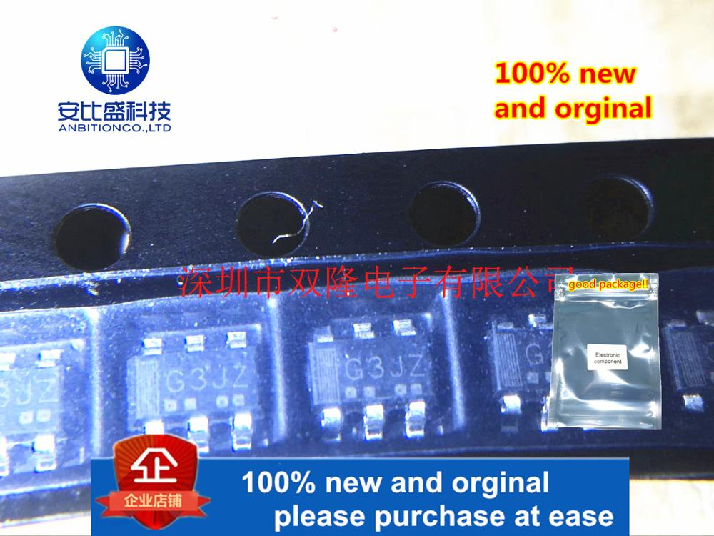 10pcs 100% New And Orginal S-8261ABJMD-G3JT2S Silk-screen G3J SOT23-6 In Stock