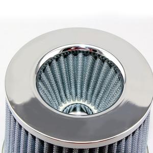 Image 4 - R EP車エアフィルター 2.5/2.75/3 インチユニバーサルコールドエアインテーク高流量 65 ミリメートル 70 ミリメートル 76 ミリメートルパフォーマンスブリーザーフィルター