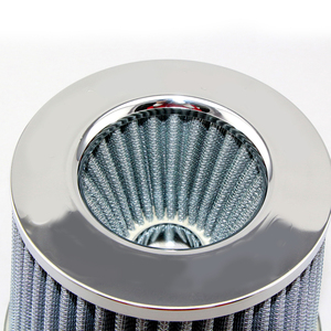 Image 4 - R EP Car Air Filter 2.5/2.75/3inch for Universal Cold Air Intake High Flow 65mm 70mm 76mm Performance Breather Filters