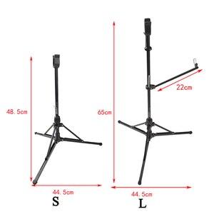 Image 2 - Support darc de tir à larc en alliage daluminium rétrécissement automatique pliable Recurve support de support darc accessoires de tir à larc de chasse