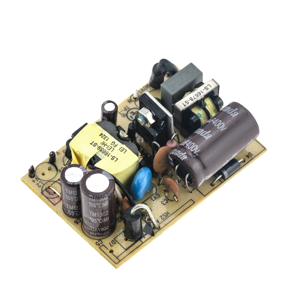 AC-DC 12V 2A 2000MA Switching Power Supply Module AC DC Switch Circuit Bare Board For Replace Repair LCD Display Board Monitor