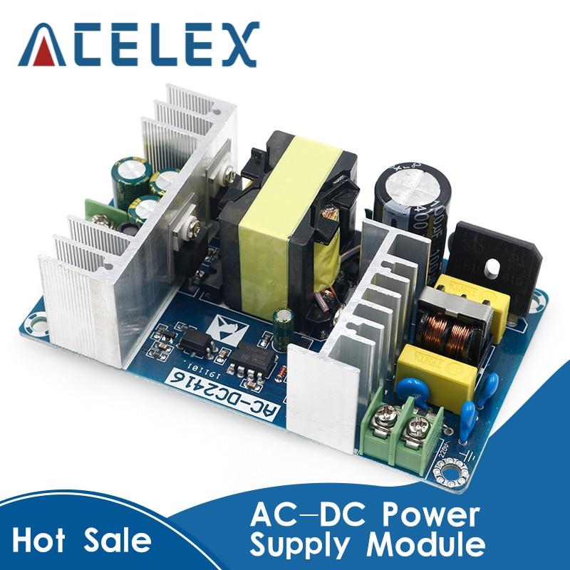 AC-DC модуль источника питания AC 100-240V to DC 24V 9A 150W импульсная плата источника питания