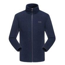 Флисовая флисовая куртка мужская и женская верхняя одежда плащ куртка подкладка COUPLE'S теплая куртка