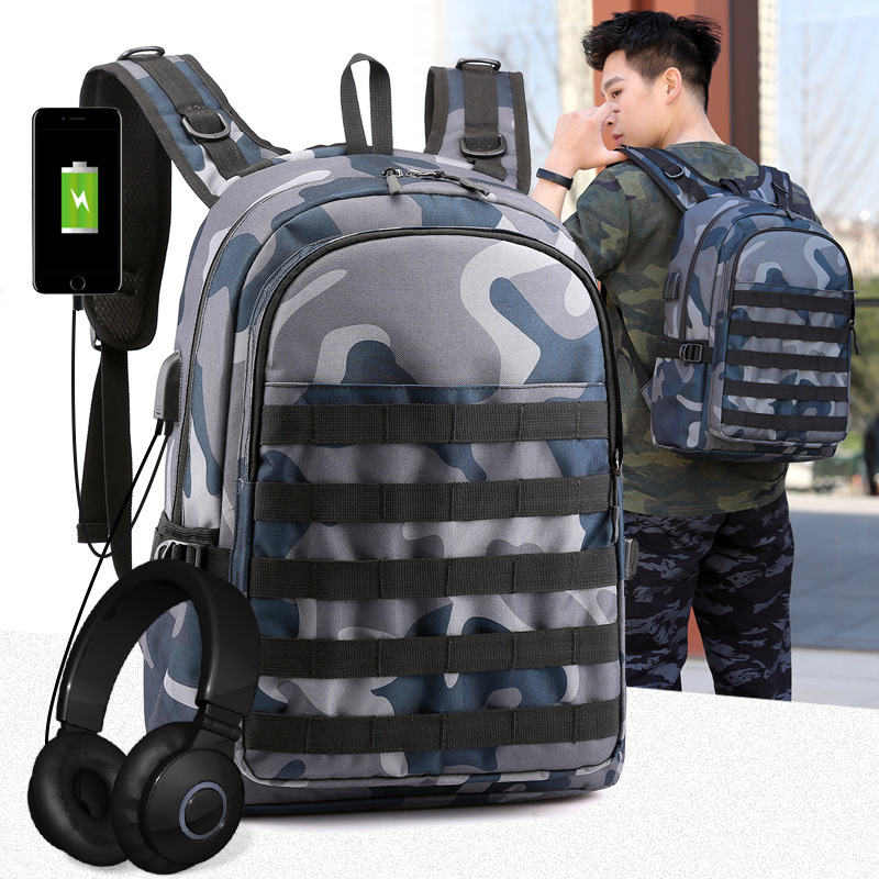 Jedi survival camouflage mountaineering backpack Backpack