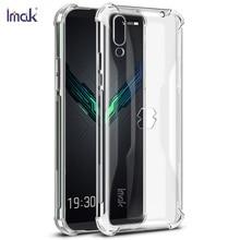 Crystal-Case Black Shark Funda Silicon-Cover IMAK Xiaomi for 3-S Clear