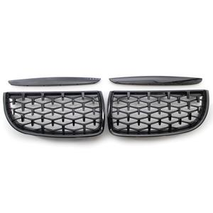 Image 1 - יהלומי מהדורה/מבריק שחור כליות מול סורגי 3 סדרת E90 E91 סלון 2005 2008 4D
