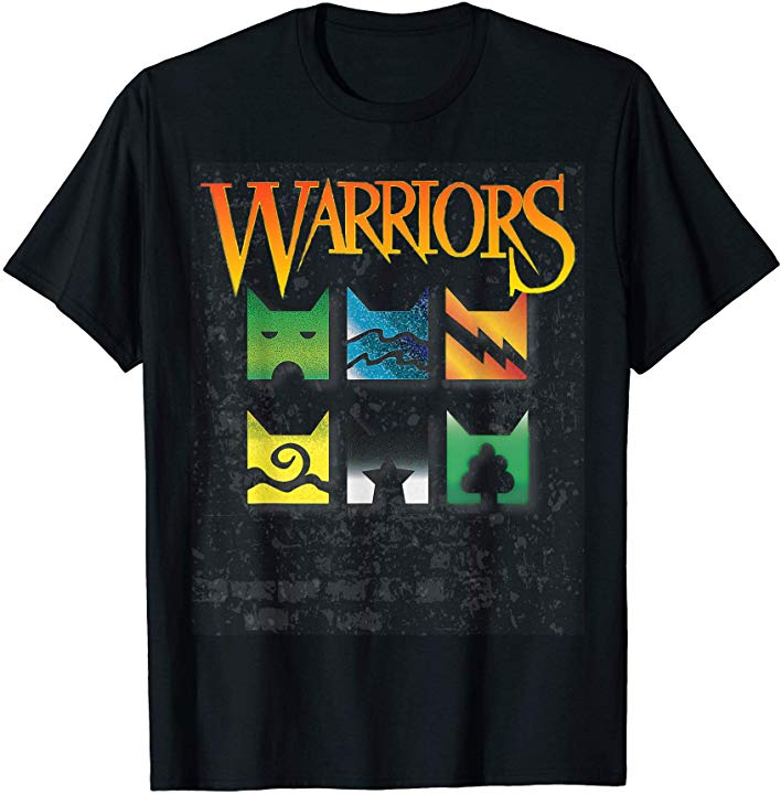 Warrior Cats Clan Icons Men's T Shirt