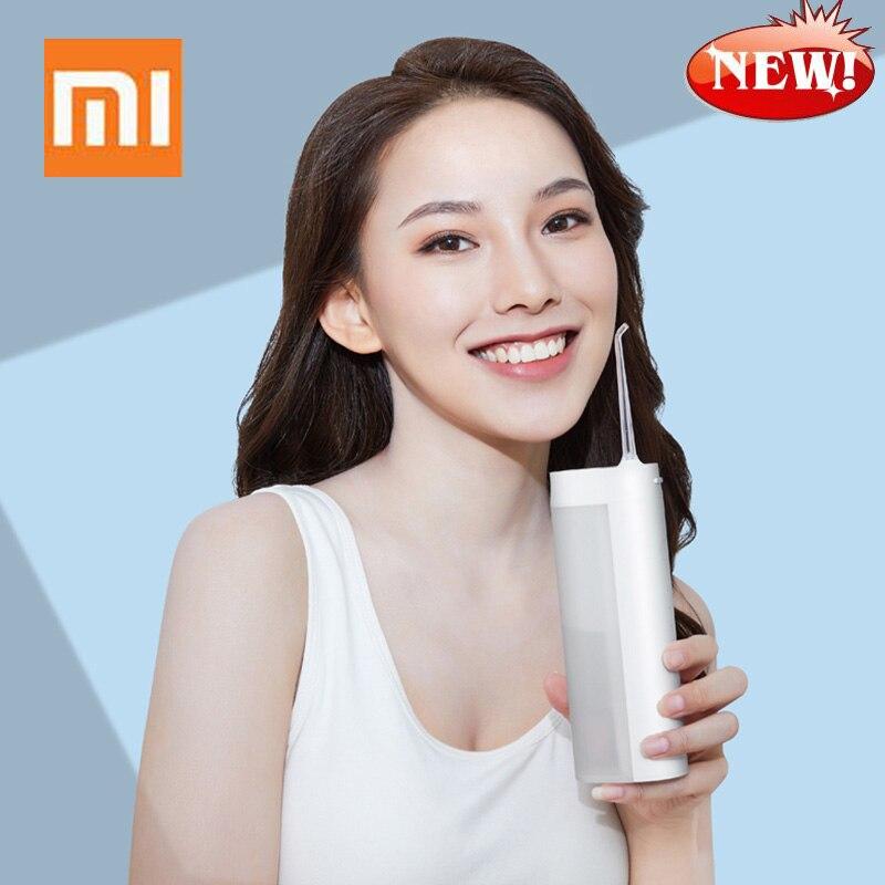 Xiaomi Zhibai XL1 Wireless USB Aufladbare Oral Irrigator Tragbare Wasser Dental Flosser cordless Zahnstocher von Xiaomi youpin
