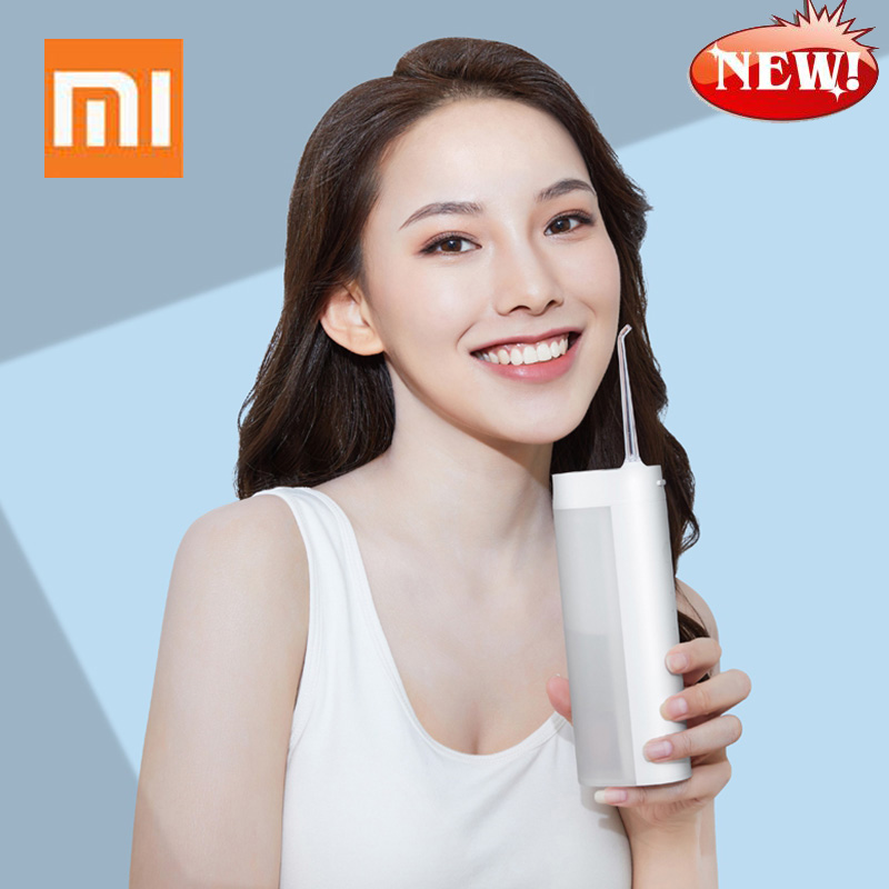 Xiaomi Zhibai XL1 Wireless USB Rechargeable Oral Irrigator Portable Water Dental Flosser Cordless Toothpick From Xiaomi Youpin