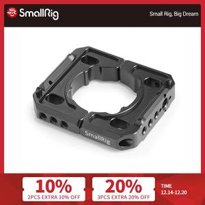 Image 1 - SmallRig Rod Clamp for DJI Ronin S Handheld Gimbal Stabilizing Rod Clamp Plate Mount With 1/4 20 and arri 3/8 Holes  2221