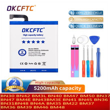 High capacity battery for Redmi Note Mi Max 2 A2 3 3S 4 4A 4C 4X Mix 5 5A 5X 5S 6 6X 7 8 9 Lite Plus Pocophone F1 Phone Battery