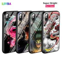 Black Cover dragon dinosaurs Animal for iPhone X XR XS Max for iPhone 8 7 6 6S Plus 5S 5 SE Super Bright Glossy Phone Case black cover japanese samurai for iphone x xr xs max for iphone 8 7 6 6s plus 5s 5 se super bright glossy phone case