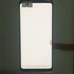 Image 2 - Original AMOLED Display For SAMSUNG Galaxy S9 LCD G960 G960F Display Touch Screen Replacement Parts