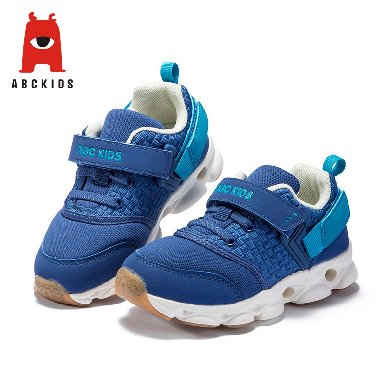 ABC KIDS Baby Boy Anti-Slip Sneakers Running Casual Trainer Comfortable Shoes