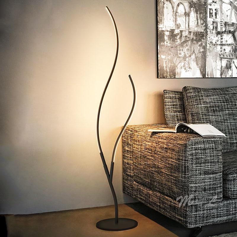 Modern Tree Shrew Floor Lamp Led