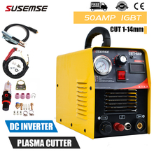 110/220V CUT50 Plasma Cutter Machine Pilot Arc CNC Compatible P80 Max14mm
