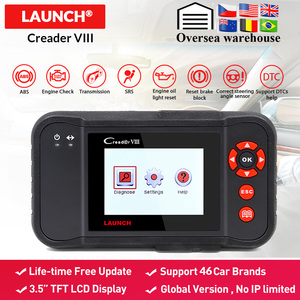LAUNCH X431 Creader VIII OBD2