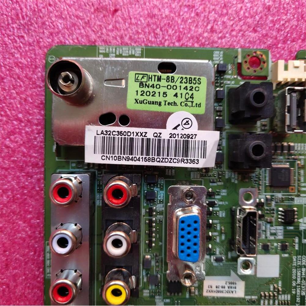 Pukido New original LA32C350D1 motherboard BN41-01372A Plug Type: Universal B T315HA01-DB LTF320AP09